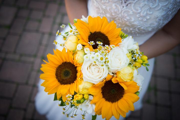 Svadobné kytice neviest z Mojej svadby - @jasminenka