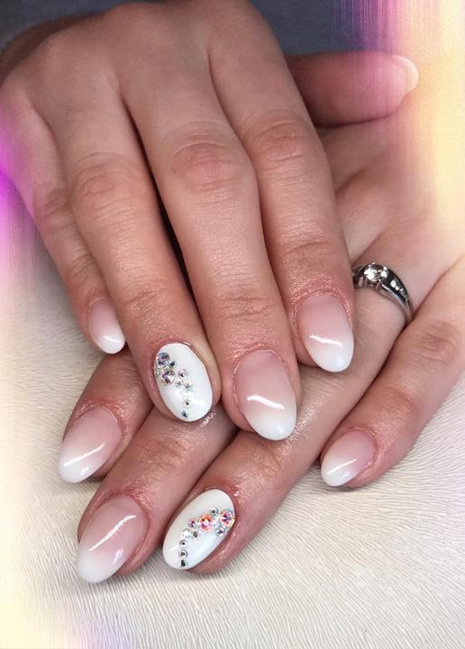 Svadobné manikúry neviest z MS - @daduska87 - Nechty: Gélové Nechty Sandra - Turzovka