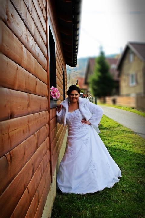 Svadobné šaty neviest z MS - @vierocka84