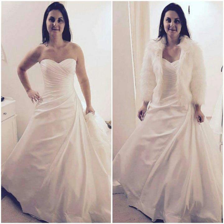 Svadobné šaty neviest z MS - @lenusik2601