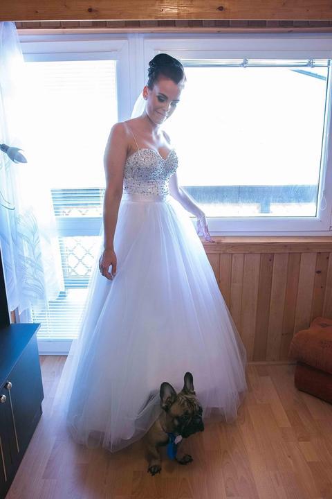 Svadobné šaty neviest z MS - @nikusm92