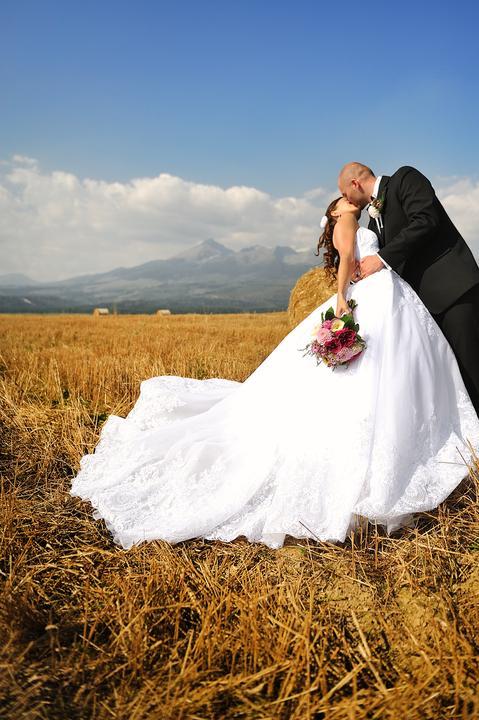 Svadobné šaty neviest z MS - @danusa909