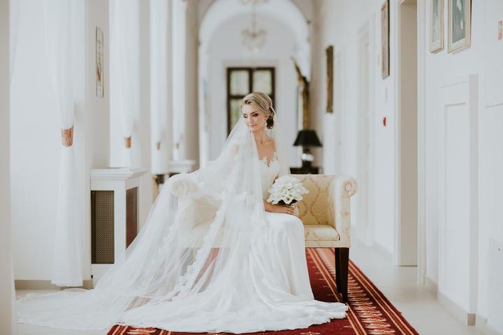 Svadobné šaty neviest z MS - @zaralucia