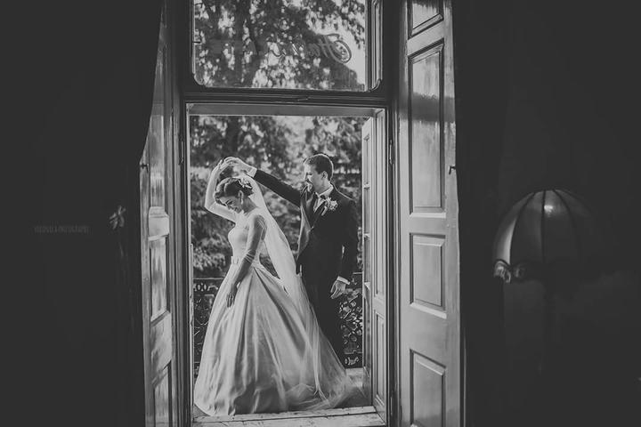Svadobné šaty neviest z MS - @dominicska