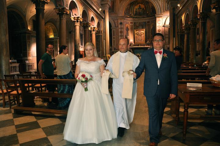 Svadobné šaty neviest z MS - @matkamatkova