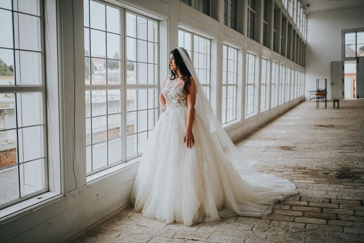 Svadobné šaty neviest z MS - @nikus296