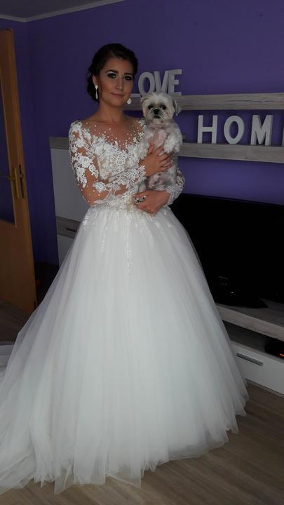 Svadobné šaty neviest z MS - @deniky