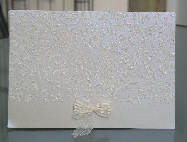 Nase male pripravy (2 svadby behom 1 roka)  ;)) - A tu je to prave oznamenie.... len neviem ci ho budem mat ale je tak nadherne .....