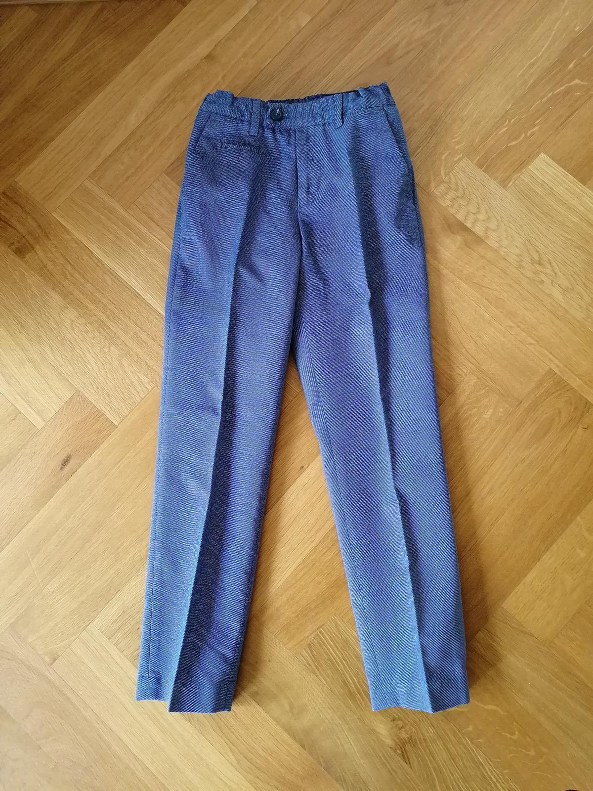 Chlapecké kalhoty 134 - Obrázek č. 1