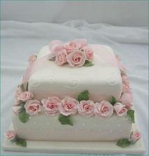 A takúto budeme mať tortičku...mňam
