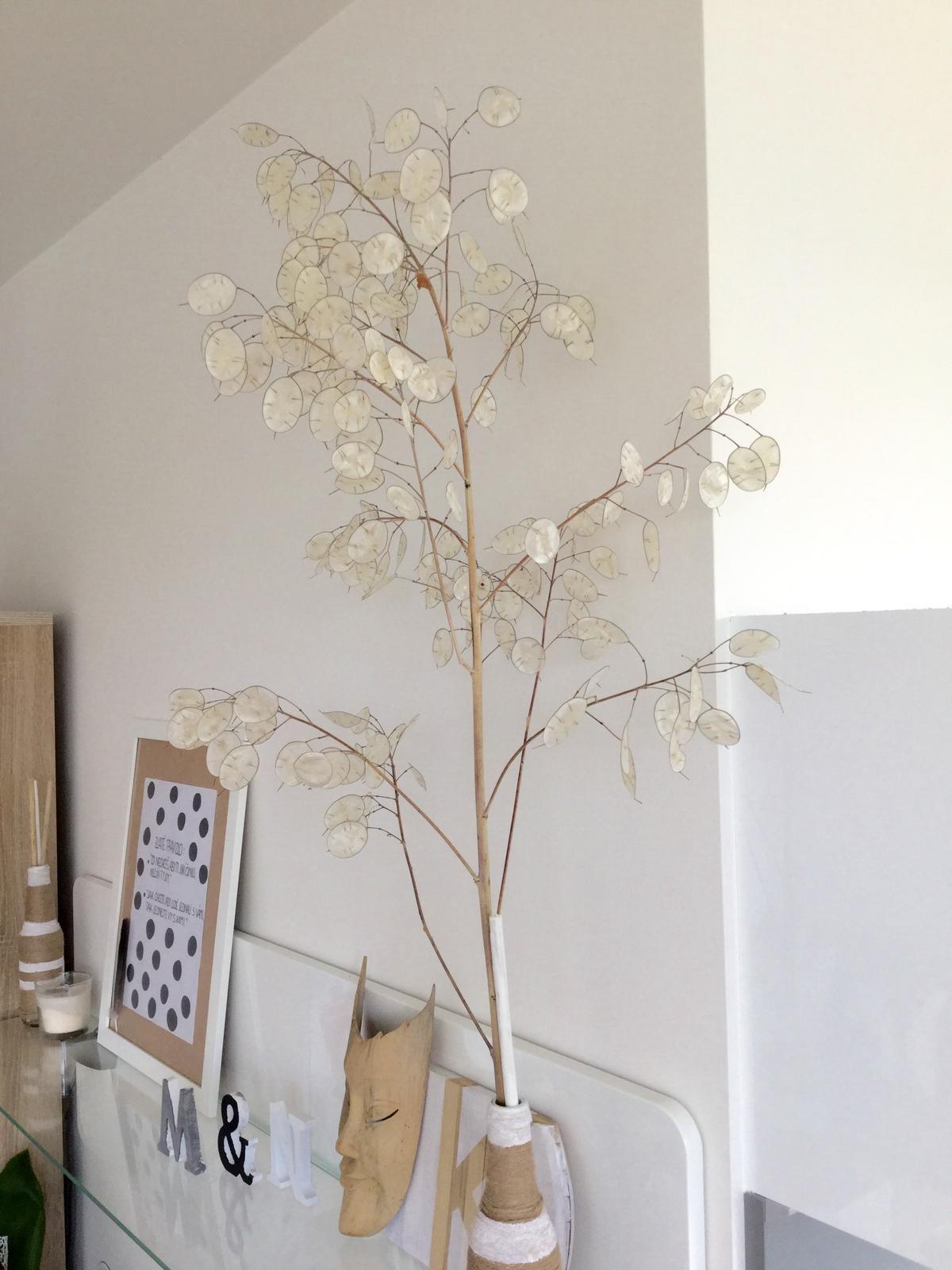 My lovely home 2+kk - Jak může udělat dekorace za 0 kč velikánskou radost :-)