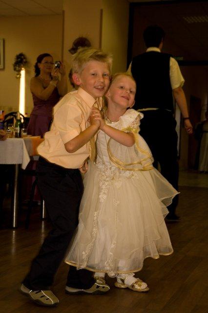 Alenka{{_AND_}}Radek - malí tanečníci :)