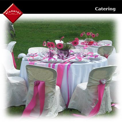 Valeria & Nikos - stoly pod holym nebickom joooj romantika ;-)