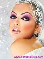 Valeria & Nikos - super make up