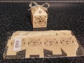 Darčekové krabičky pre hostí,