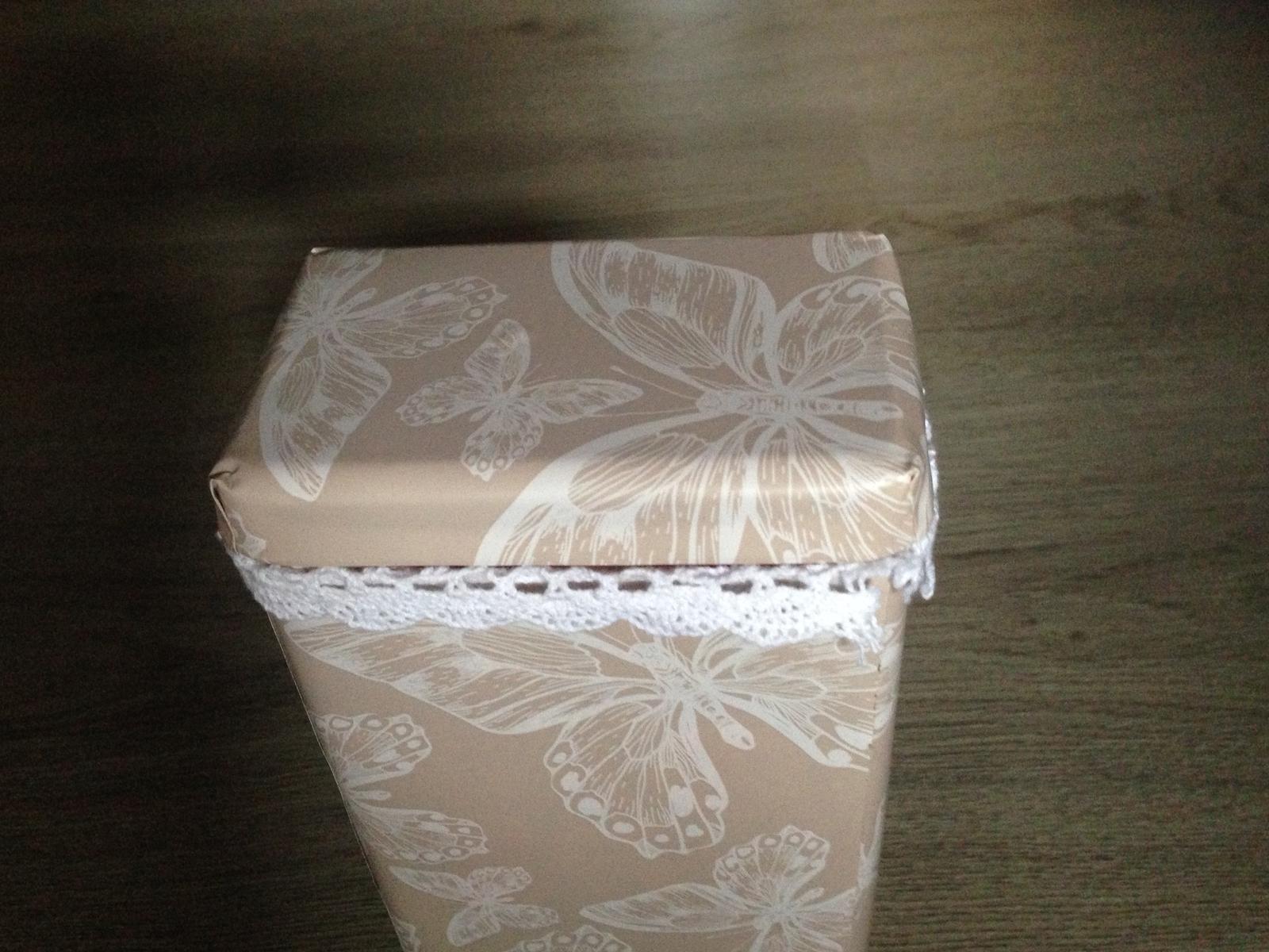 Krabička na rady do manželstva, alebo čokoľvek iné - Obrázok č. 2