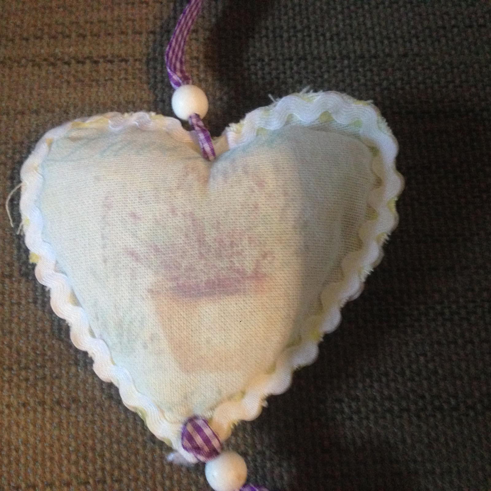 Závesné srdce - Obrázok č. 2