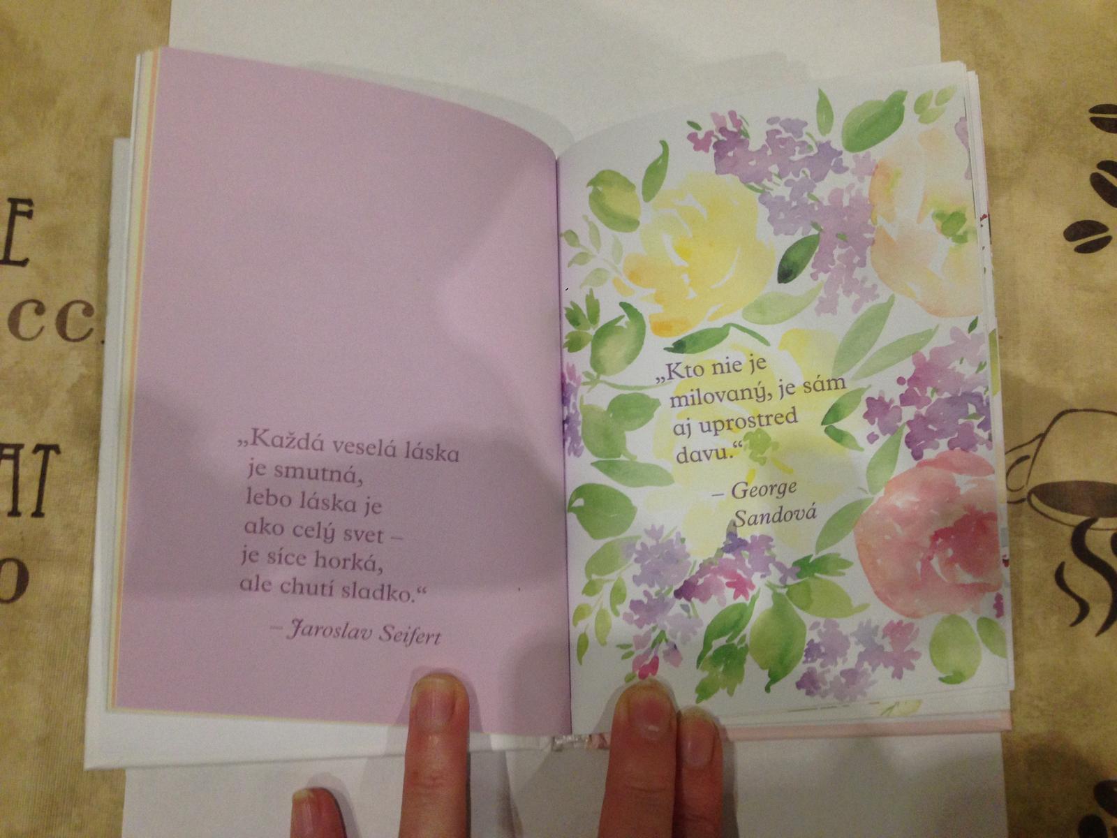 Knižka citátov o láske - Obrázok č. 2