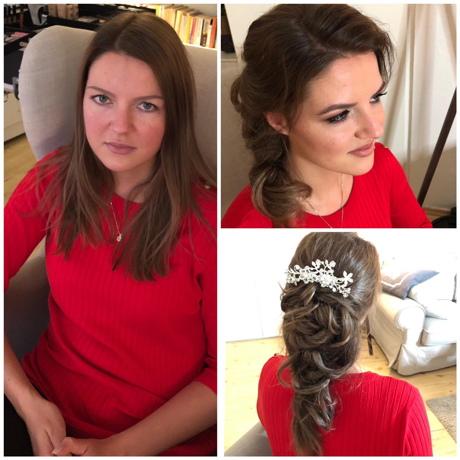 Wedding hairstyle 2019 💄 - Obrázek č. 2