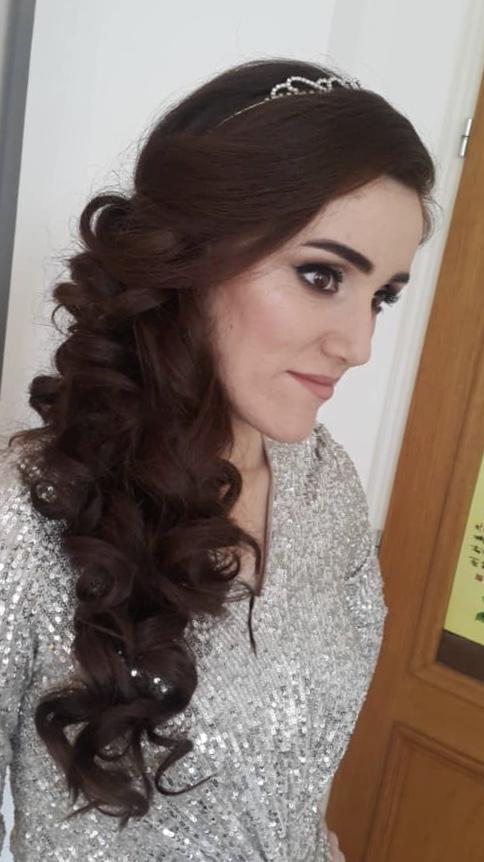 Wedding hairstyle 2019 💄 - Obrázek č. 4