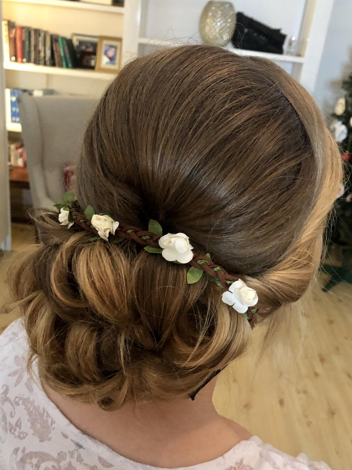 Wedding hairstyle 2019 💄 - Obrázek č. 5