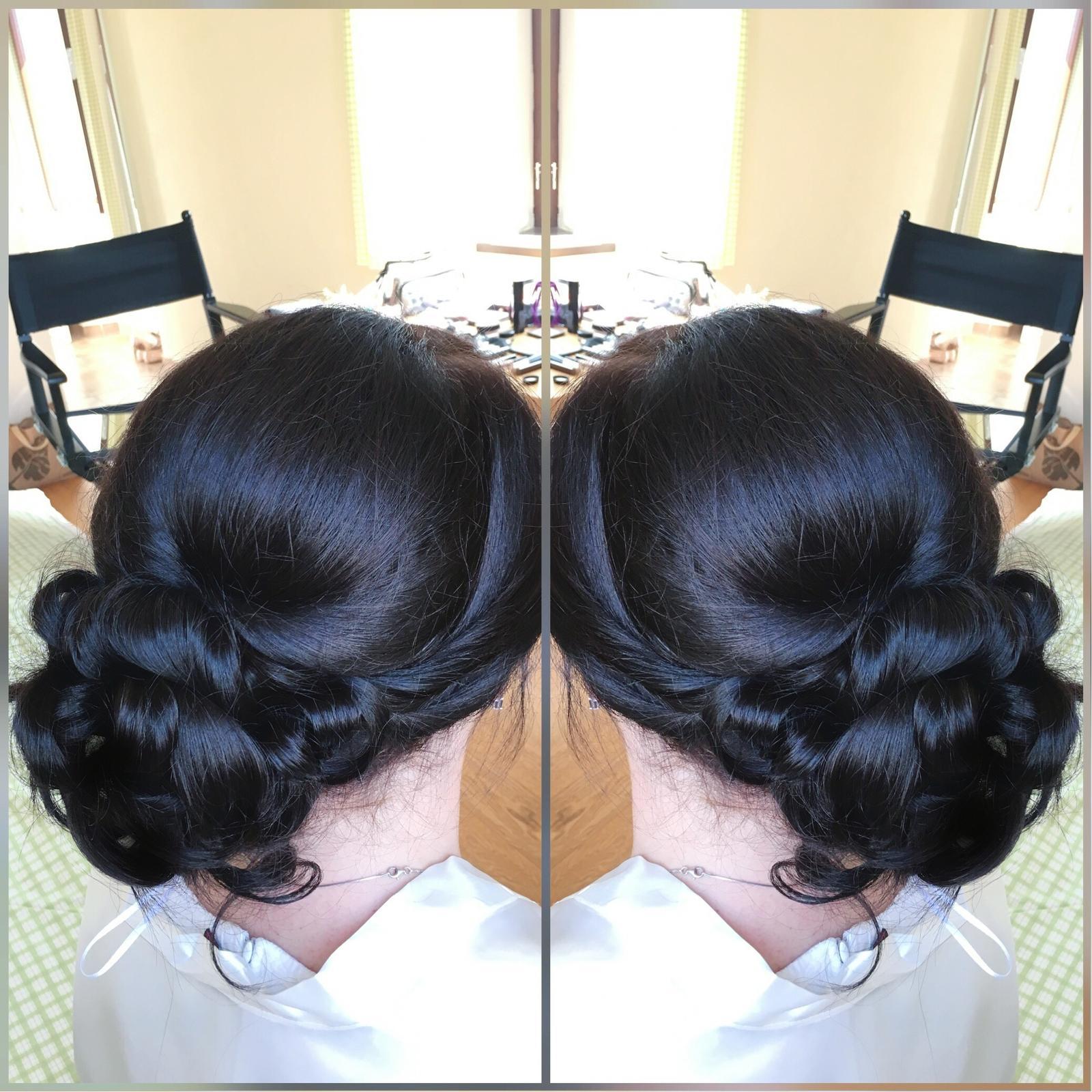Wedding hairstyle 2019 💄 - Obrázek č. 7