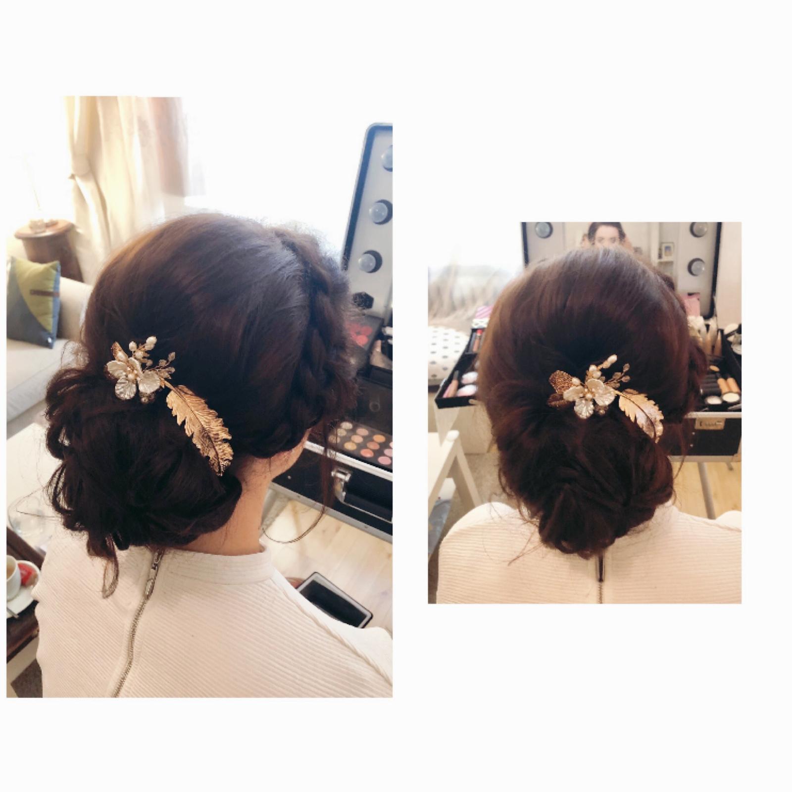 Wedding hairstyle 2019 💄 - Obrázek č. 8