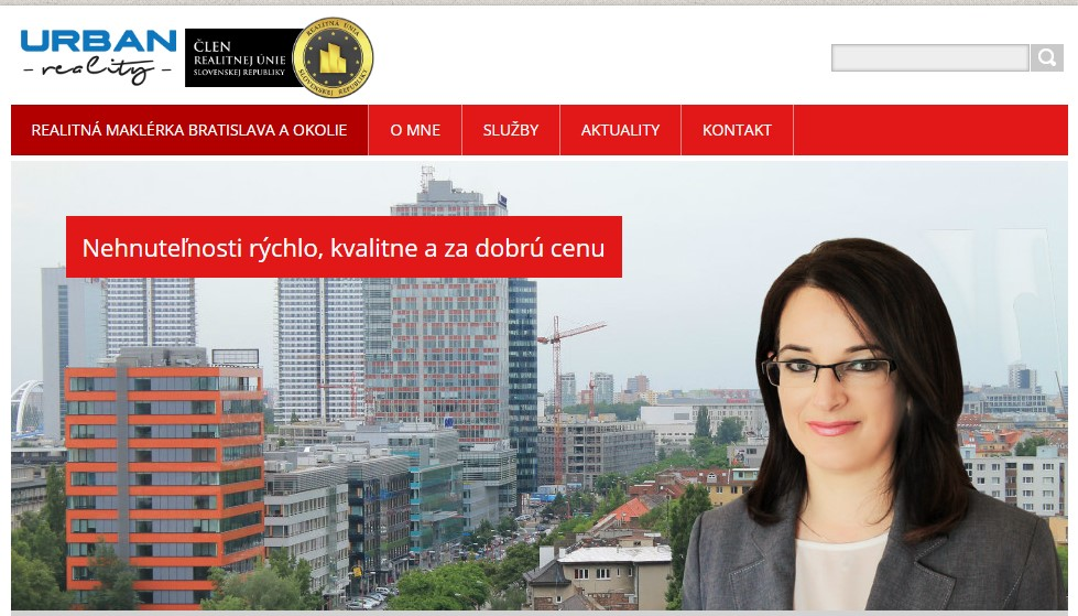 ina_maklerka - Realitná maklérka