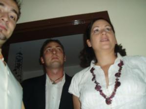 brat, švagrinka a Karli
