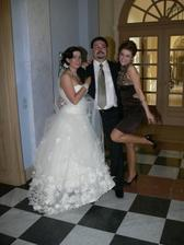 ja, sestra a náš ocino