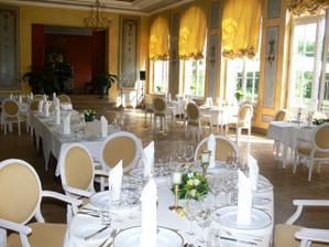 miesto svad. hostiny