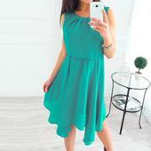 Tyrkysové šaty - velikost S, 36