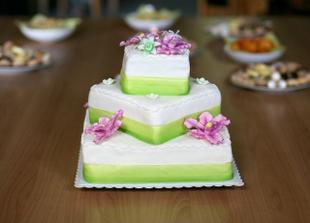 Takhle dortík vypadá jako mrně, ale měl 8kg