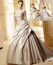 La sposa - moddel marsella učarovali mi moc, ale niesu v bieleej farbe :o(
