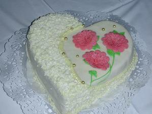 druhý dort pro druhou maminku