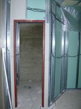Tady uz se modeluji mistnosti v patre (ted konkretne koukate do budouci koupelny)