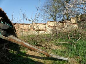 nynejsi zahrada, pohled vlevo od vstupu