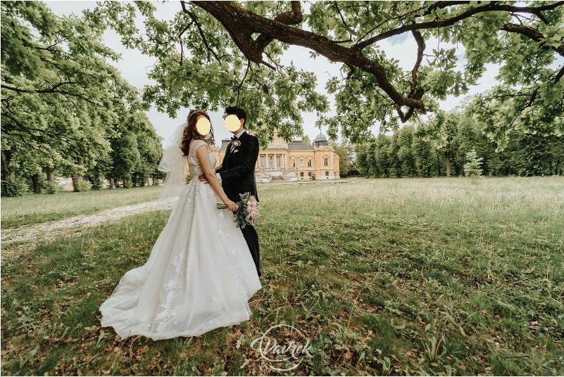 Čipkované svadobné šaty s áčkovou sukňou veľ.36-38 - Obrázok č. 1