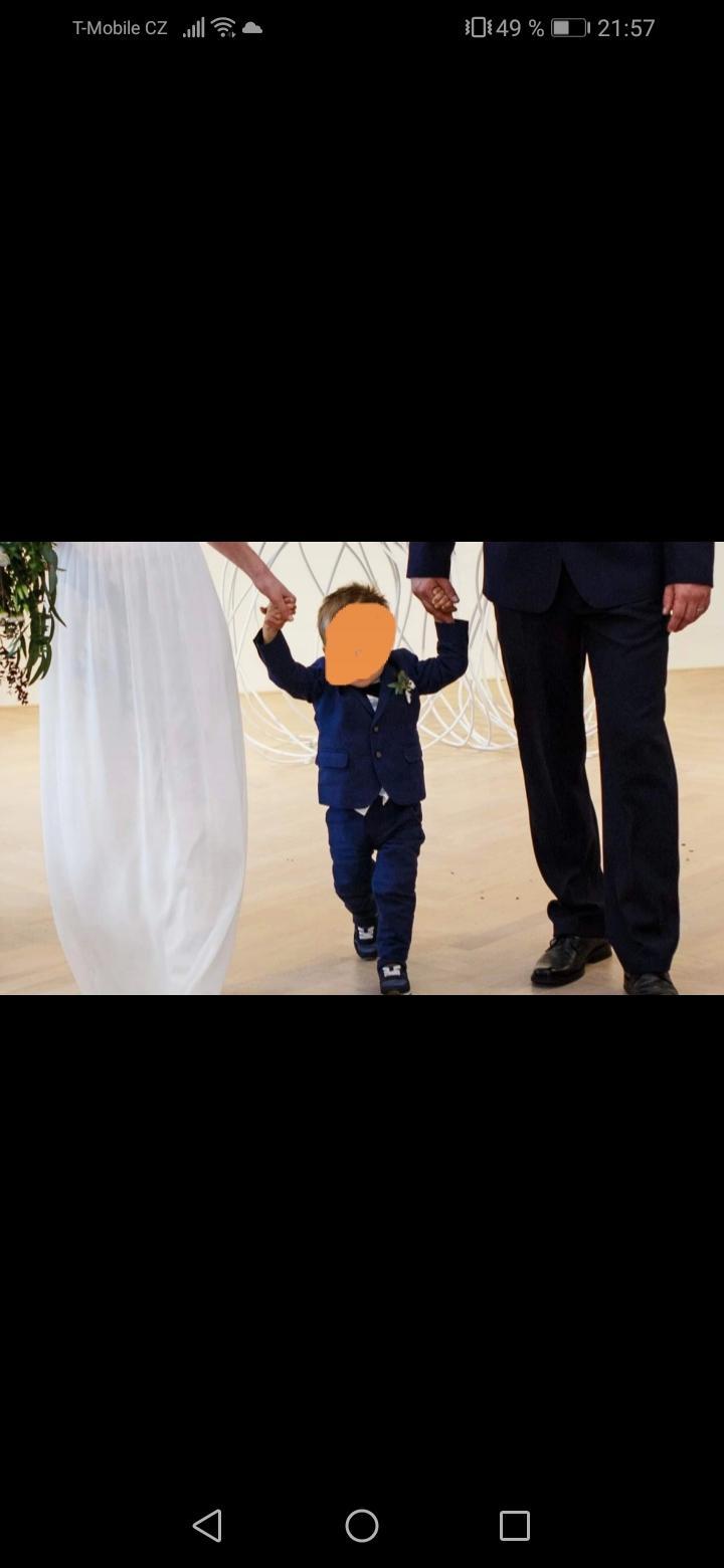 Dětský oblek H&M - Obrázek č. 1
