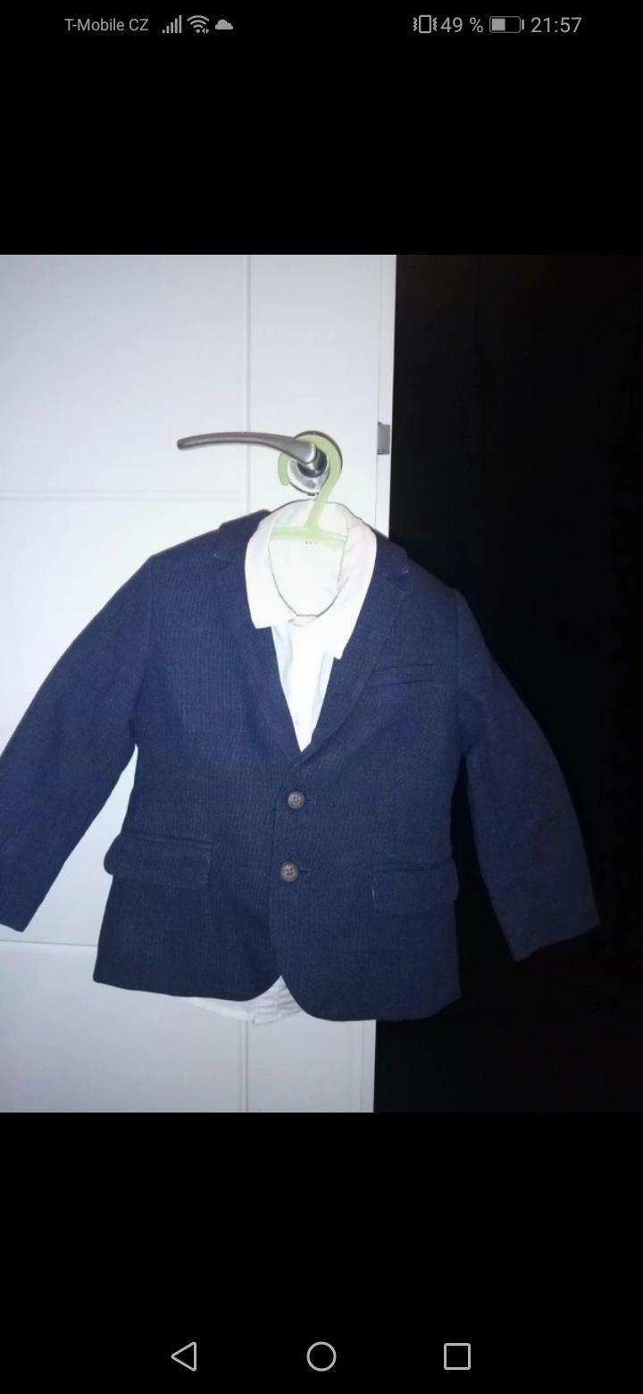 Dětský oblek H&M - Obrázek č. 2