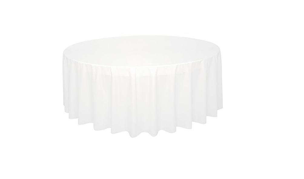 Ubrus na kulatý stůl s průměrem 200 cm - Obrázek č. 1