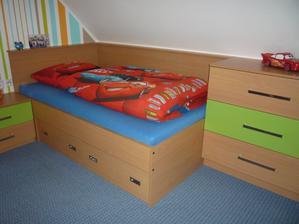 veliká postel 120*200