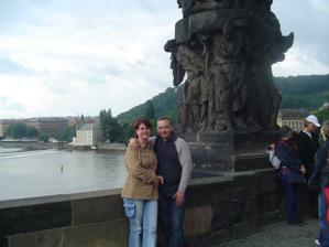 já a můj drahý kde jinde než v Praze, to místo prostě milujeme