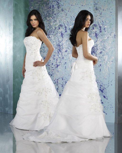 Svadobné šatičky - Favoritky