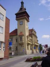 Radnice v Napajedlích