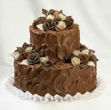 dort určitě čokoládový