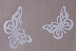 organza s  motýlky