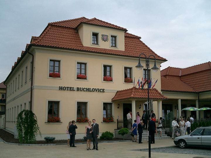 """Míša & Lubik aneb přípravy na den """"D""""  - 30.4.2011 - Hotel Buchlovice"""