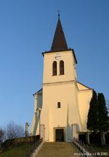 Kostel sv. Václava Boršice