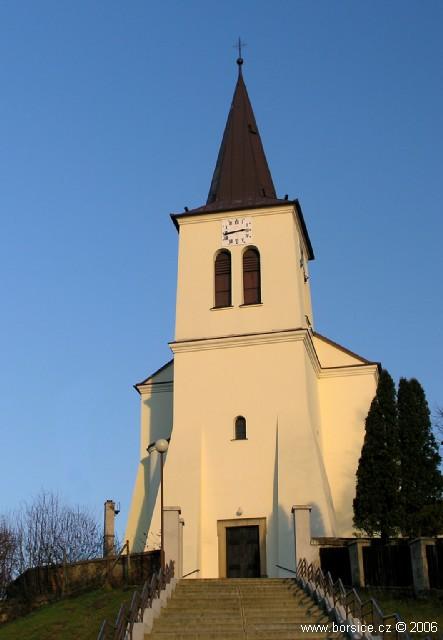 """Míša & Lubik aneb přípravy na den """"D""""  - 30.4.2011 - Kostel sv. Václava Boršice"""
